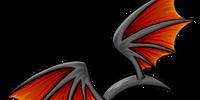 Bat Wing Headband