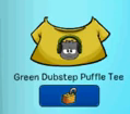 File:Green dupstep puffle tee.png