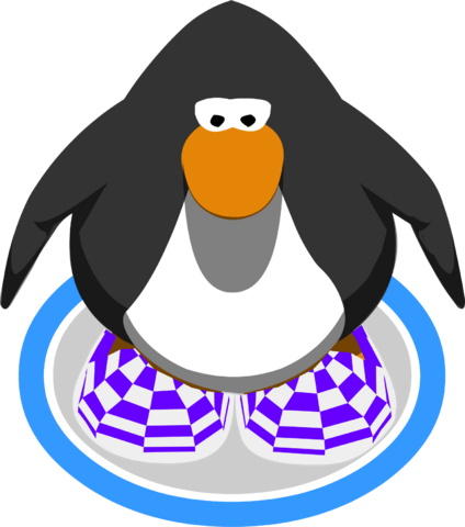 File:Purple Checkered Shoes In Game.PNG