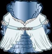 Snow Queen Robe
