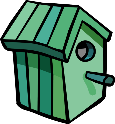 File:Green Birdhouse.PNG