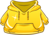 Some hoodie with SPARKLEZ