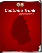 Costume Trunk September 2013