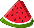 Watermelon Puffle Food