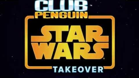 Club Penguin Star Wars Takeover Official Cinematic Trailer