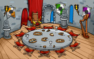Medieval Party 2008 Pizza Parlor