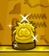 GOLDEN PUFFLE card image