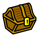 Treasure Chest Pin