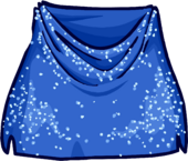 Blue Dazzle Dress clothing icon ID 4067
