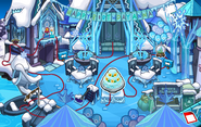 Frozen Fever Party 2015 Dock pins frozen
