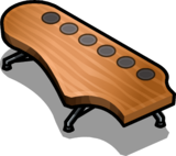 Six String Tune Table sprite 001