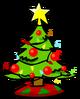Small Christmas Tree sprite 013
