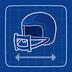 Blueprint Quarterback Helmet icon