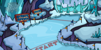 Ice Race Cavern