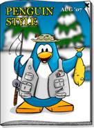 Penguin Style August 2007