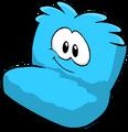 Fuzzy Blue Couch sprite 013