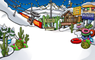 Winter Fiesta 2009 Ski Village