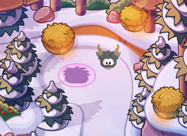 File:Black Deer Puffle Level Unlocked.png
