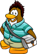 Penguin Style September 2008 Sea Green Outfit