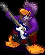 CP Times 486 punk penguin