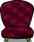 Burgundy Chair sprite 001