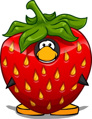 File:Strawberry Costume on a Player Card.png