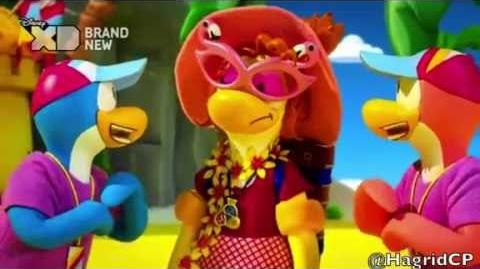 """Club Penguin Jangrah - Best Beach Party (From """"Club Penguin Monster Beach Party"""")"""