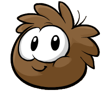 File:Brown Puffle Transparent.png