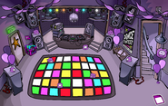 Puffle Party 2010 Night Club
