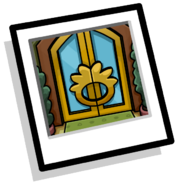 Puffle Hotel background clothing icon ID 9191