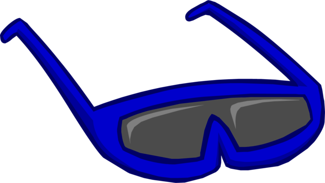 File:Blue Sunglasses clothing icon ID 107 2.png