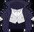 Classic Vampire Costume clothing icon ID 4966