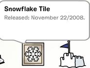SnowflakeTileStampbook