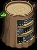 Stump Bookcase sprite 066