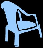 Blue Chair sprite 004
