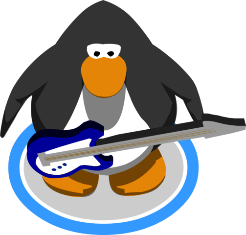 File:Blue Electric Bass11223344.PNG