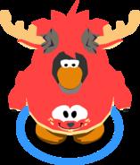 Red Deer Hoodie in-game