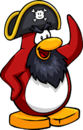 Rockhopper Waving3