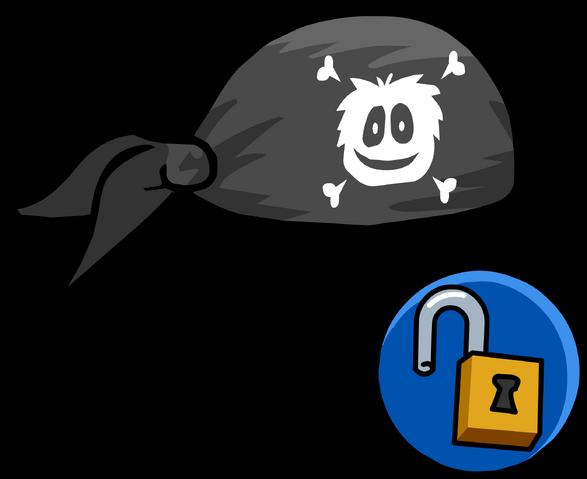 File:Pirate Bandana unlockable icon.png