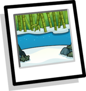 Bamboo River Background icon