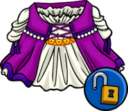 Damsel's Dress unlockable icon