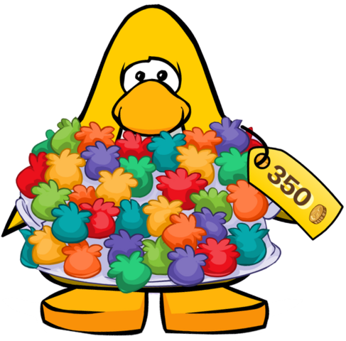 File:Puffle Mania Shirt from catalog.png