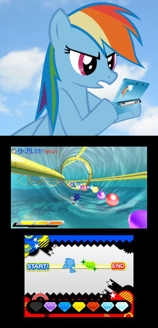 File:Rainbow dash playing sonic generations by lightdegel-d4k6flt.jpg