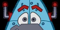 Toy Robot Helmet