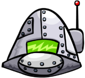 Robot Helmet clothing icon ID 122