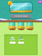 The Exchange menu not enough