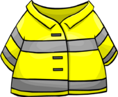 Firefighter Jacket clothing icon ID 299