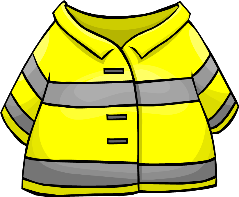 how to draw a yellow jacket