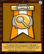 Mission 5 Medal full award