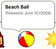 BeachBallStampbook